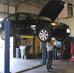 Auto Repair Shop Columbia Maryland