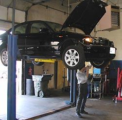 Auto Repair Shop Columbia Maryland
